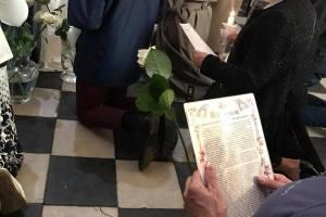 Akt oddania się w niewolę Jezusowi Chrystusowi przez ręce Maryi