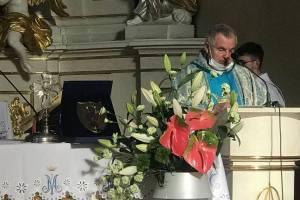 Msza św. z zawierzeniem NSM KP